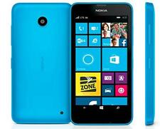Unlocked Original Nokia Lumia 635 RM974 Windows 8.1 8GB Smartphone Blue