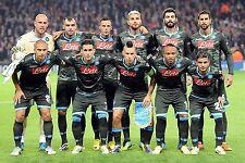 NAPOLI squadra di football foto 2013-14 Stagione