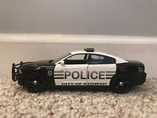 Etowah Tennessee Police  1:24 Scale Dodge Charger
