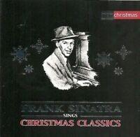 Frank Sinatra Sings christmas classics (14 tracks) [CD]