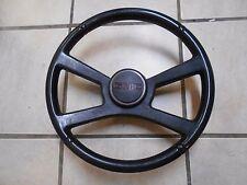 1988-1994 GMC Full Size Jimmy S-15 Truck Faux Black Steering Wheel