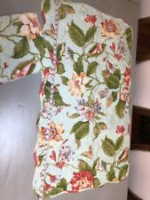 WAVERLY Laurel Springs 2 Piece Opal Reversible Quilted King Shams