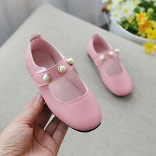 Fall Children Girl Casual Shoes Flats Kids Girl Princess Shoes Student Shoe Size