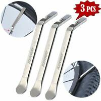 3Pcs Premium Bicycle Tire Lever Tyre Spoon Iron Changing Tool