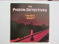 """Pigeon Detectives – I'm not sorry 7"""" DEBUT Vinyl single (2006)RARE 500 only MINT"""