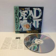 The Dead Zone | Steven King | Japan LD + OBI + Insert | English | Near Mint NM