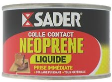 COLLE CONTACT NEOPRENE TRES PUISSANTE LIQUIDE 250ML  SADER