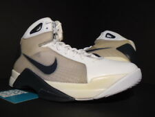 6133e18b2199 2008 NIKE HYPERDUNK KOBE USA OLYLMPIC WHITE BLUE RED SILVER 324820-141 NEW 9