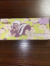 ColourPop X BAMBI Disney Collection FLOWER New PRESSED POWDER PALETTE Eyeshadow
