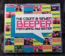The Count and Sinden Ft Kid Sister - Beeper - CD Single - Australia - Sample