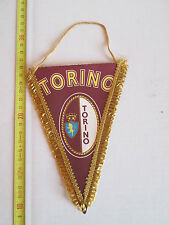 v7 gagliardetto TORINO FC football club calcio pennant fanion banderín italia