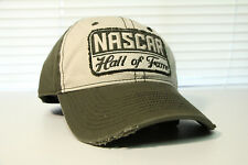NASCAR Hall of Fame HAT CAP - NEW - Charlotte, NC track Racing race speedway