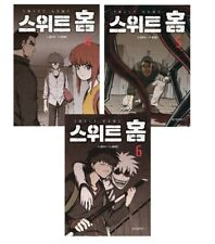 NETFLIX Original Sweet Home vol.4, 5, 6 SET Korean Comic Books Webtoon