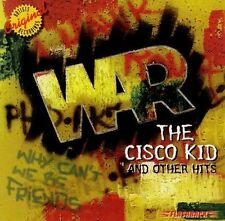 The Cisco Kid and Other Hits by War (CD, Jun-1997, Rhino Flashback (Label))New