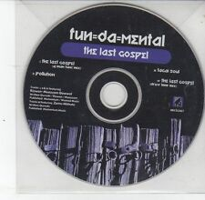 (DS750) Fun-da-mental, The Last Gospel - DJ CD