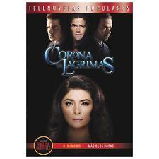 Corona de Lagrimas (DVD, 2013, 4-Disc Set)