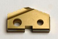 "2-1//4/"" Spade Drill Insert T15 Super Cobalt TiN Coated YG-1 # S06422"