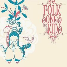Folk Songs for Kids by Various Artists (CD, May-2008, Essential Media Group)