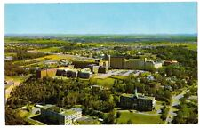 Chicoutimi Quebec Aerial View Chrome Used Very Good