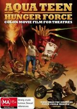 Aqua Teen Hunger Force Colon Movie Film for Theatres (Australian stock)
