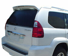 PAINTED LEXUS GX470 FACTORY STYLE REAR WING SPOILER 2003-2009