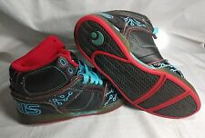 OSIRIS Shoes SKATEBOARD Size 8.5 Blue Black Red NYC-83