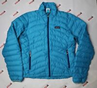 Patagonia Puffer Jacket Women's Small Blue