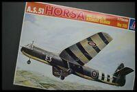 Italeri Italaerei Airspeed A.S.51 Horsa MK1 / 2 Assault Glider 1:72 Model Kit