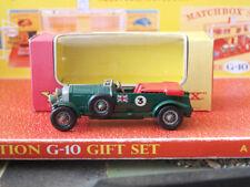 Matchbox Models of Yesteryear Bentley Diecast Vehicles