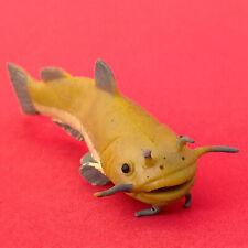 Catfish soft jiggler fish collectible by deAgostini Piranhas & Co.