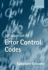 Introduction to Error Control Codes Int'L Edition