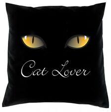 Kissenbezug 40x40 als Geschenk für Katzenfreunde - Cat Lover - Sofakissen