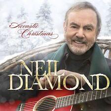 Neil Diamond-Acoustic Christmas CD NUOVO