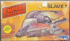 Star Wars Boba Fetts SLAVE 1 MPC 1982 Empire Strikes Back Model Kit 11919 SEALED
