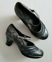 Dansko Becky Women's Leather Mary Jane Pump Heels Size US 8.5-9 / EU 39
