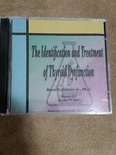 Identification/Treatment of Thyroid Dysfunction-Dr. Harry Eidenier, Jr.-2 CD set