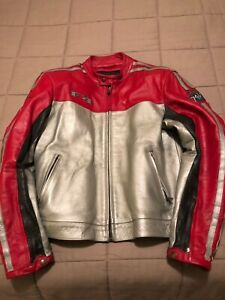 MV Agusta Corse Leather Jacket