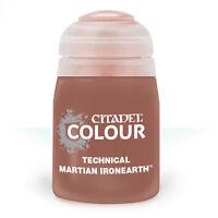 Citadel Technical: Martian Ironearth