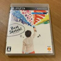 PS3 Beat Sketch! 30594 Japanese ver from Japan
