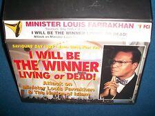 """Min. Farrakhan """"I'll Be The Winner Living or Dead"""" SD 95 Pt.2,Jesus Saves 3/19"""