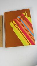 1977 Colorado State University Yearbook Ft Collins Colorado Silver Spruce