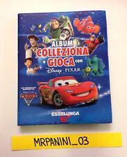 """COLLEZIONA E GIOCA CON DISNEY PIXAR """"B"""" - Esselunga - Album Completo 144 Cards"""
