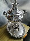 antique russian imperial samovar