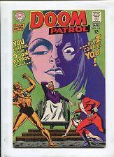 DOOM PATROL #118 (8.0) VIDEX MONARCH OF LIGHT!