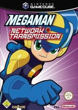 Nintendo GameCube - Mega Man - Network Transmission mit OVP sehr guter Zustand