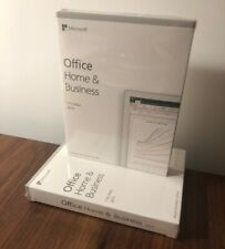 Microsoft Office Home and Business 2019 1 PC / MAC - Genuine New & Sealed Retail