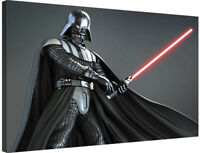 star-wars-darth-vader Canvas Wall Art Picture Print ~ VARIOUS SIZES
