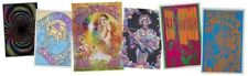 (6) 60s & 70s Collection of Psychedelic Posters Including 1969 Jimi Hendrix BLL