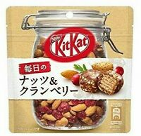 Limited Nestle Kit Kat Chocolate Every day of luxury 31g Pouch type