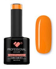 471 VB linea Glow FUTURA Arancione Neon-Gel Nail Polish-Smalto Gel Super